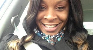 Sandra Bland via Facebook