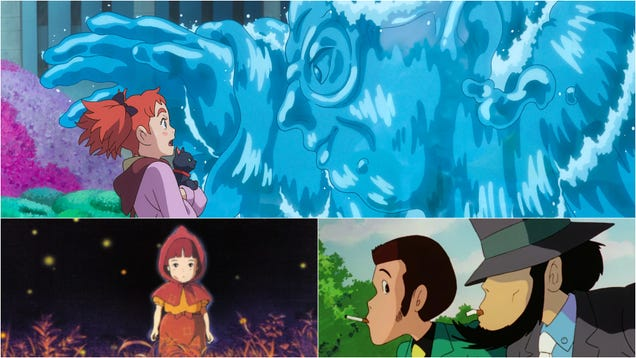 The best anime movies on Netflix, Amazon Prime, and Hulu