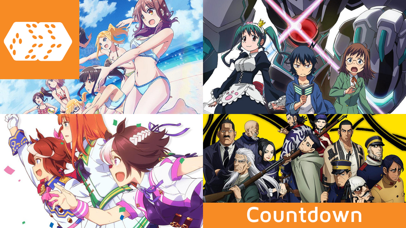 Illustration for article titled Crunchyroller Countdown: Top 10 Crunchyroll Series of 2018 No One Saw