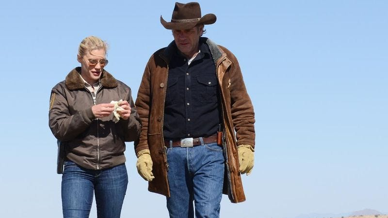 Illustration for article titled A&E officially gives Longmire a third season
