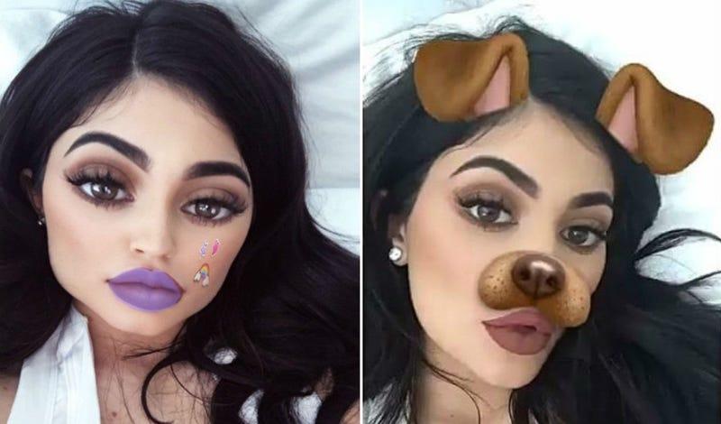 Illustration for article titled Hay jóvenes operándose para parecerse a sus filtros favoritos de Snapchat
