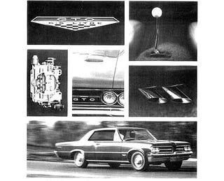 Illustration for article titled Did The 1964 Pontiac GTO Lead To GM's Downfall?