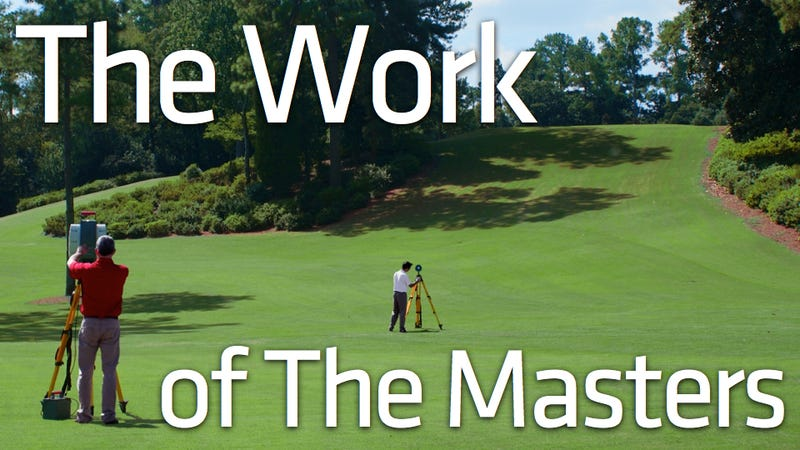 Illustration for article titled Ten Days of Grace Brings Golf's Church to the Masses