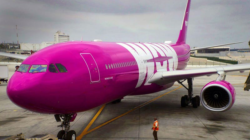 Illustration for article titled Wow Air Abruptly Shuts Down, and Stranded Passengers Don't Know What to Do