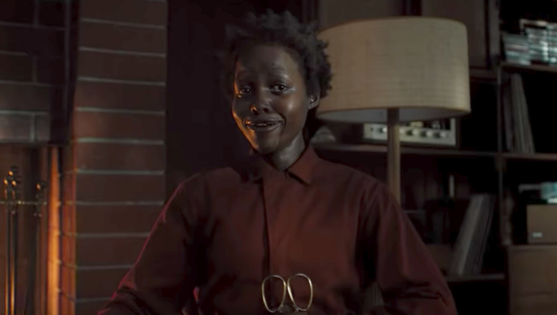 Lupita Nyong'o, in Us