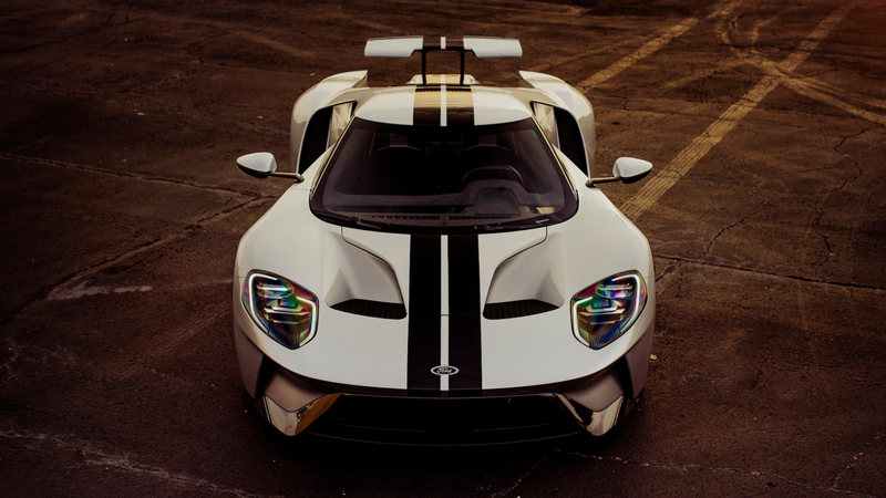 Mecum Auctions Sold A  Ford Gt For Nearly   Million In May Much To The Distress Of Ford And Its Buyer Contract That On Paper Aimed To Prevent