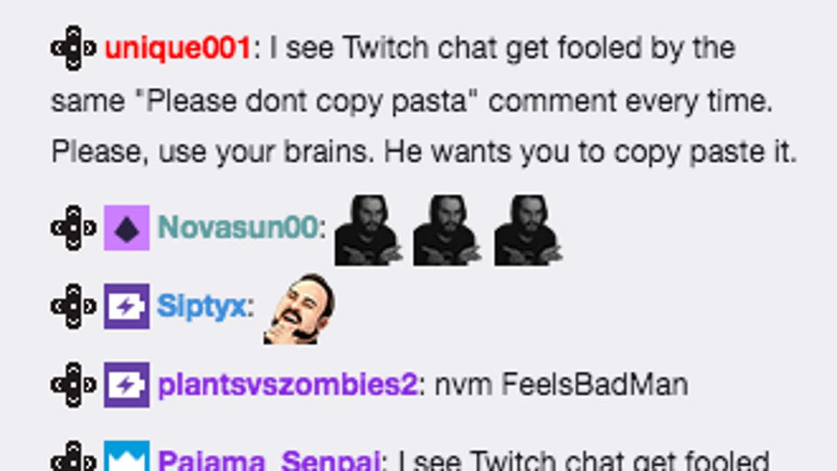 AGDQ Twitch Chat Is Tolerable Right Now, But Not Everyone Is Happy