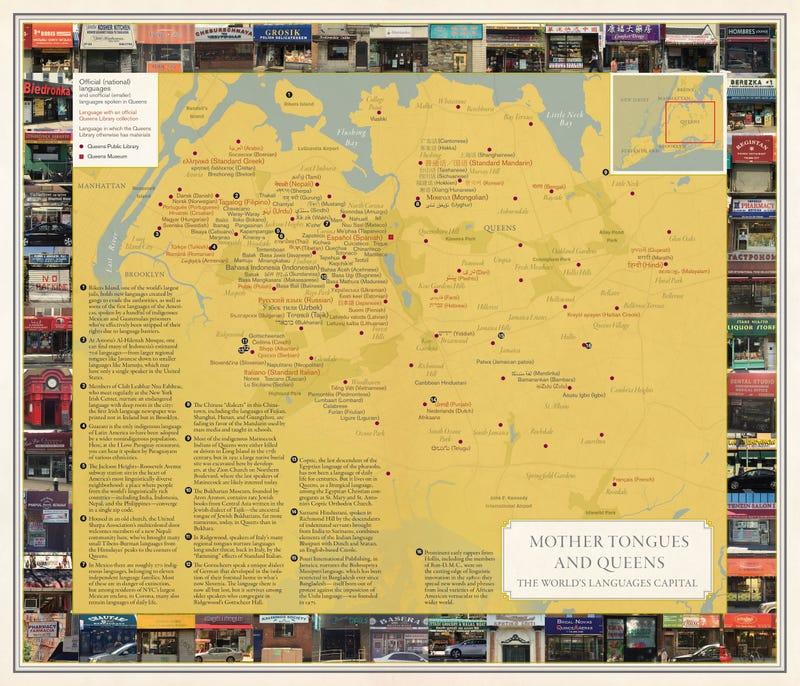 Pulsa aquí para ampliar el mapa. Imagen: Molly Roy, Mirissa Neff / Nonstop Metropolis