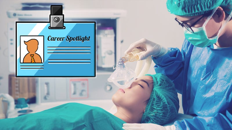 career spotlight: what i do as an anesthesiologist, Human Body