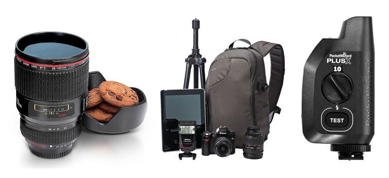 Illustration for article titled Regalos baratos para entusiastas de la fotografía