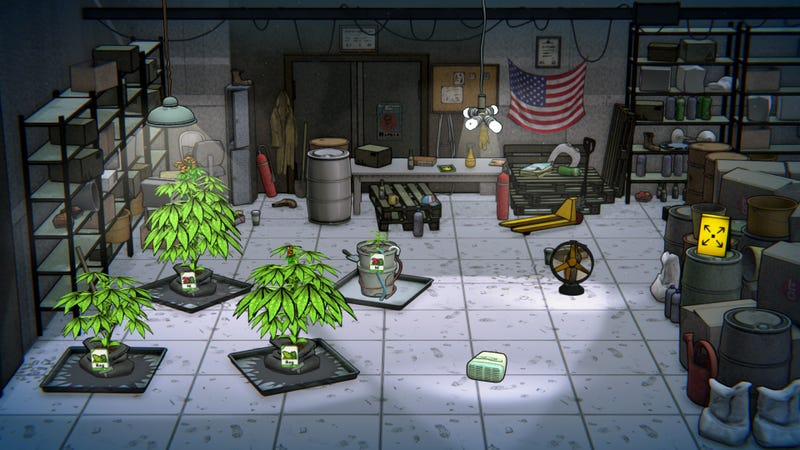 Illustration for article titled Advertising A Game About Weed Is Hard