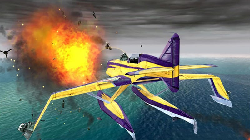 Crimson Skies: High Road to Revenge will be one of the first original Xbox games to be playable on Xbox One.