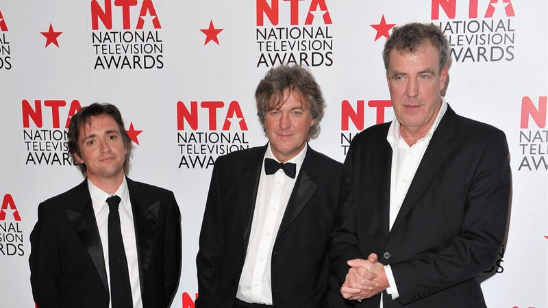 Illustration for article titled Clarkson, Hammond, And May Coming Back With New Car Show