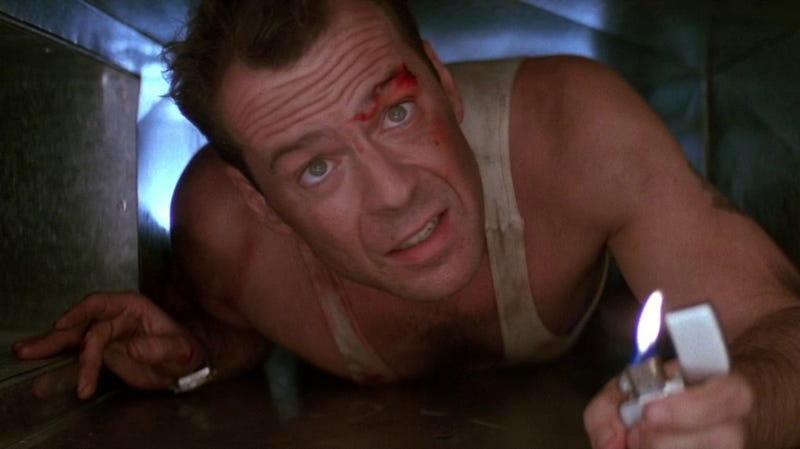 """Illustration for article titled Die Hard Director John McTiernan Is Not Down With """"Fascist"""" Captain America"""
