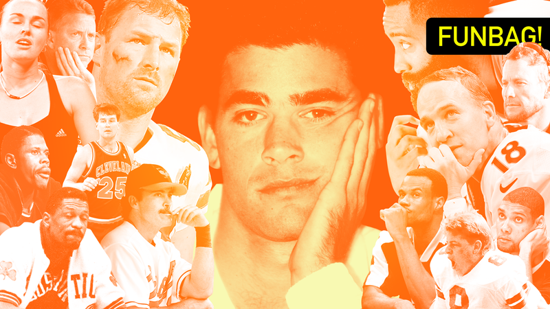 Illustration for article titled The 19 Boringest Athletes Of All Time