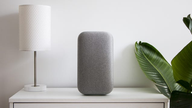 The Giant $400 Google Home Max Smart Speaker Has Been Discontinued