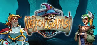 Illustration for article titled Streaming The Weaponographist TONIGHT!