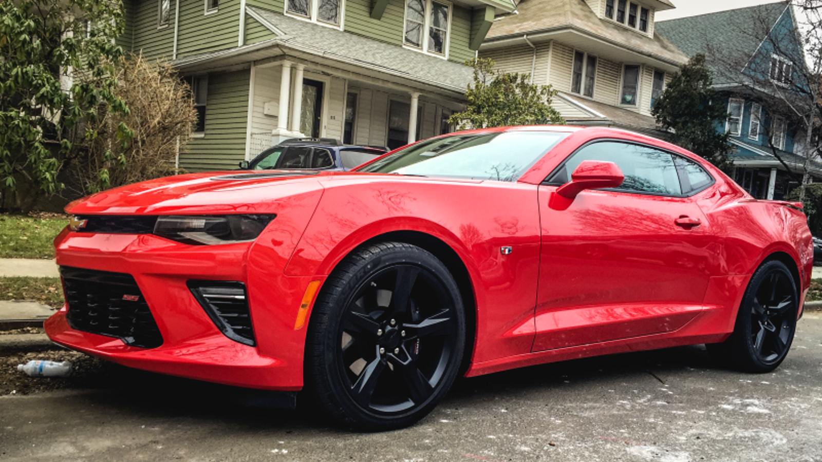 Brand New Chevrolet Camaros Are Absurdly Cheap Right Now