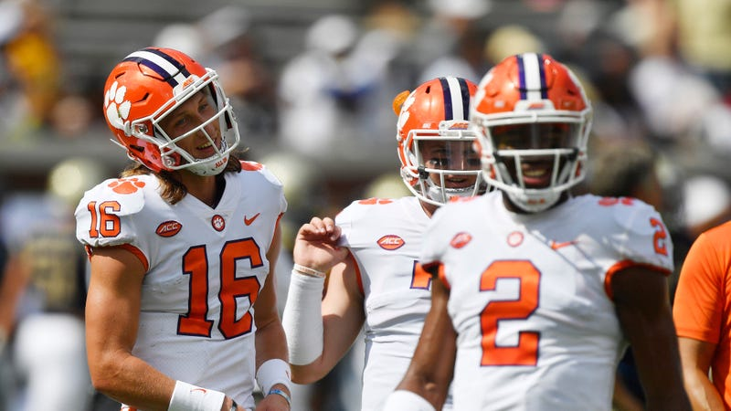 """Illustration for article titled Kelly Bryant Decides To Transfer From Clemson, Calls Benching """"A Slap In The Face"""""""