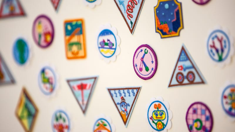 New Girl Scout Badges Promote STEM and Outdoor Programs