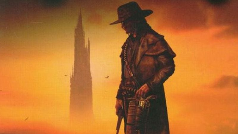 Illustration for article titled The Dark Tower will be on HBO—partially, someday, probably