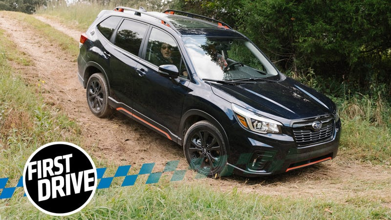 The 2019 Subaru Forester Looks Tougher And Rides Better But Is Desperate For