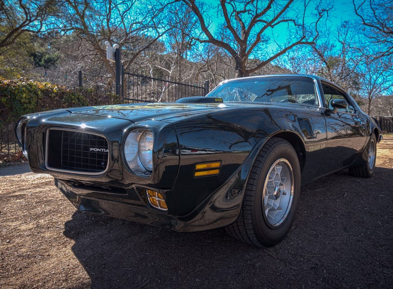 Illustration for article titled Here Is My Take On Driving A 1973 Pontiac Trans Am