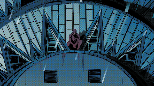 why daredevil wanted his secret identity back