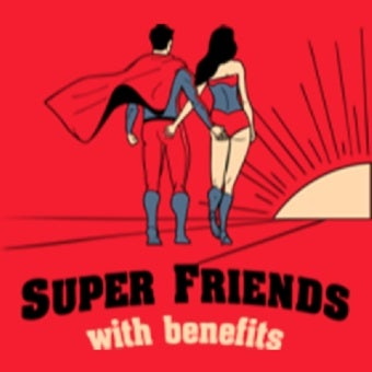 """Illustration for article titled """"Friends With Benefits"""" Might Also Equal """"Friends With Risks"""""""