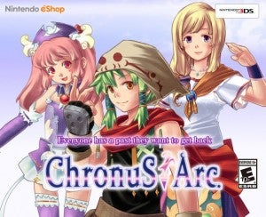 Illustration for article titled 3DS Chronus Arc A Must JRPG Buy While On Sale