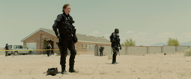 Illustration for article titled Sicario Is An Unrelenting Horror Story Disguised As A Drug-War Action Movie