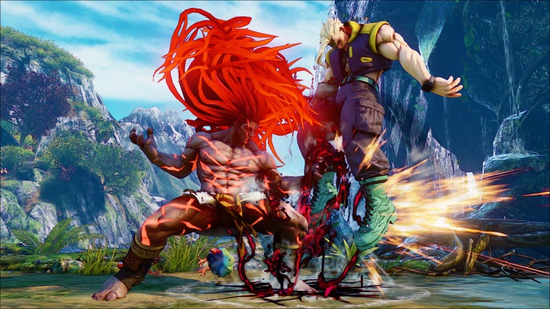 Illustration for article titled Capcom Says It's Fixing Street Fighter V's Rage Quitting Problem