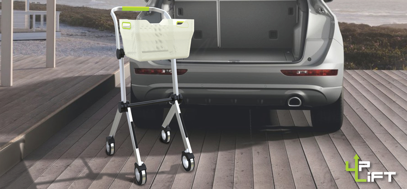 Illustration for article titled This Smart Cart Was Just Named the Year's Best American Invention