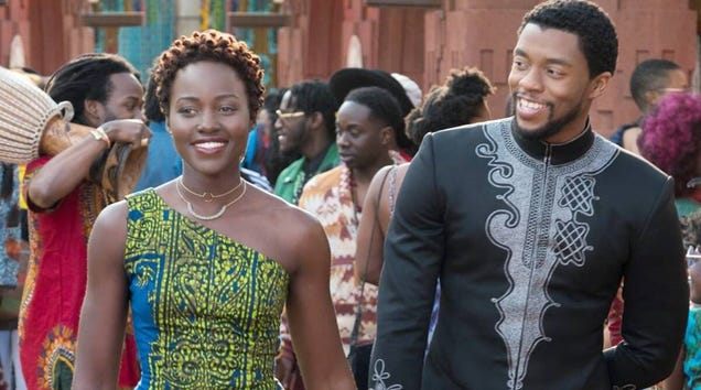 Black Panther s Lupita Nyong o Talks Sequel and Missing Chadwick Boseman