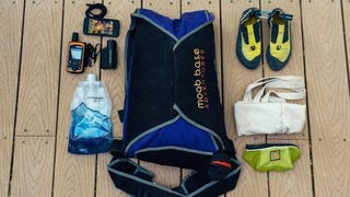 The Rock Climber's Bag