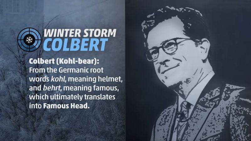(Image: Weather Channel)