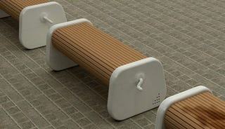 Illustration for article titled Cranky Benches Roll Off Water After It Rains