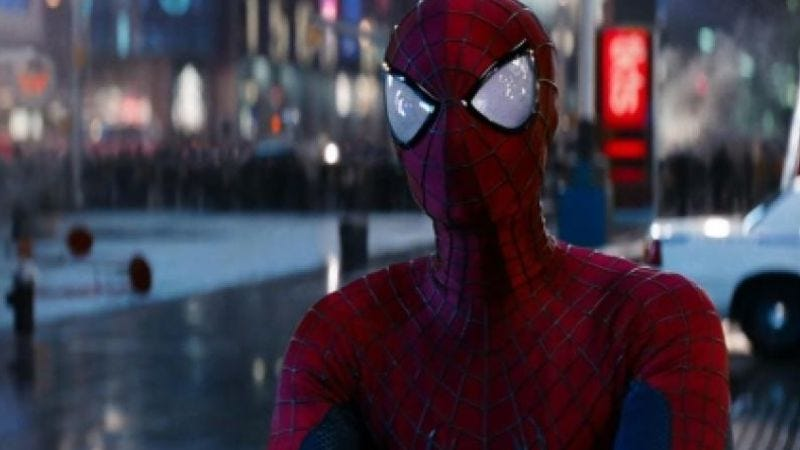 Illustration for article titled Spider-Man 3 to take four more years for personal spider-growth