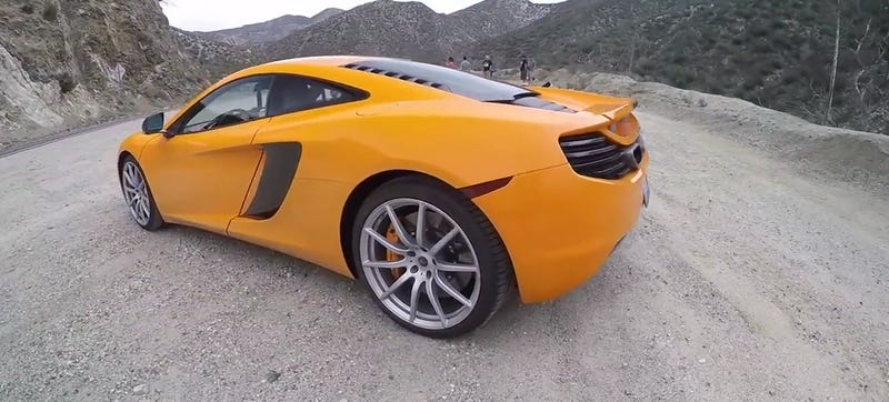 Illustration for article titled You Can Buy A High-Mileage Used McLaren, But Should You?