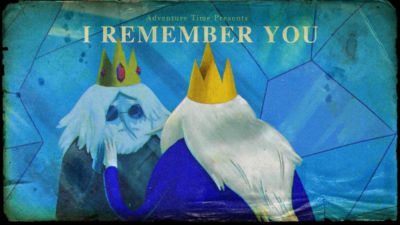"""Illustration for article titled Adventure Time: """"I Remember You"""""""
