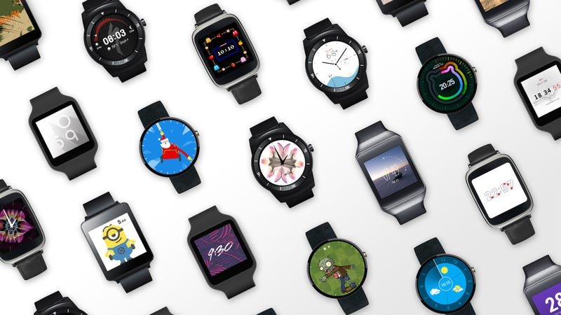 Illustration for article titled Android Wear Is Getting an Awesome Facelift