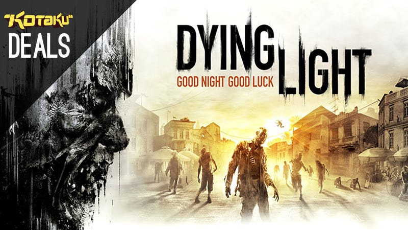 Illustration for article titled Dying Light, Mad Max, DC Graphic Novels, Free Hugo [Deals]