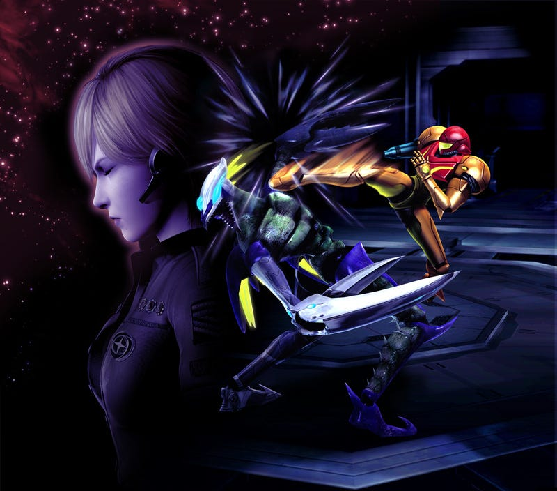 Illustration for article titled Metroid: Other M Isn't Completely Off the Rails