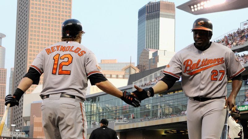 Illustration for article titled Orioles Winning Streak Has O's Fans Worried About Rest Of League