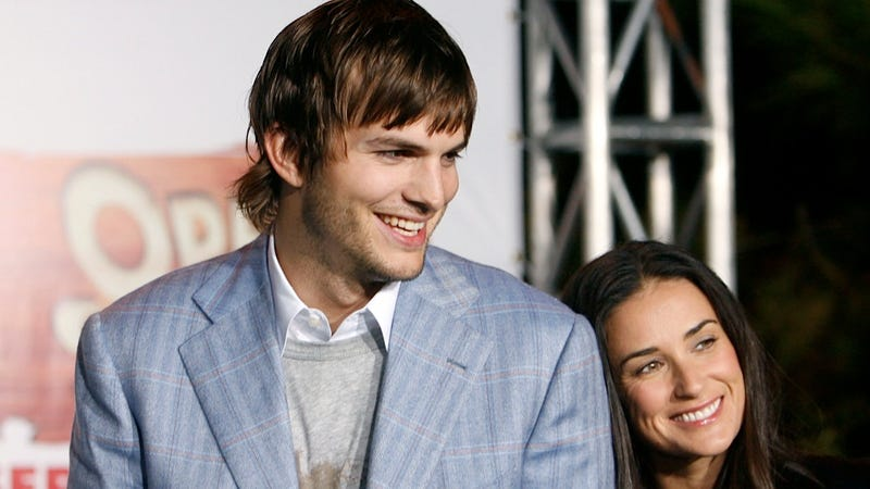 Illustration for article titled Mystery Solved: Demi Moore and Ashton Kutcher Were (and Still Are) For Real Married