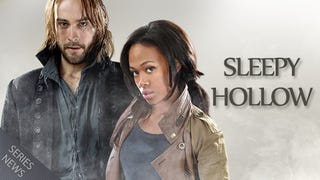 Illustration for article titled Just watched the pilot of Sleepy hollow and it's pretty good