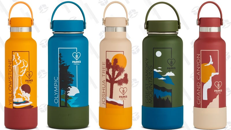 Hydro Flask X Naional Park Foundation Limited Edition Drinkware