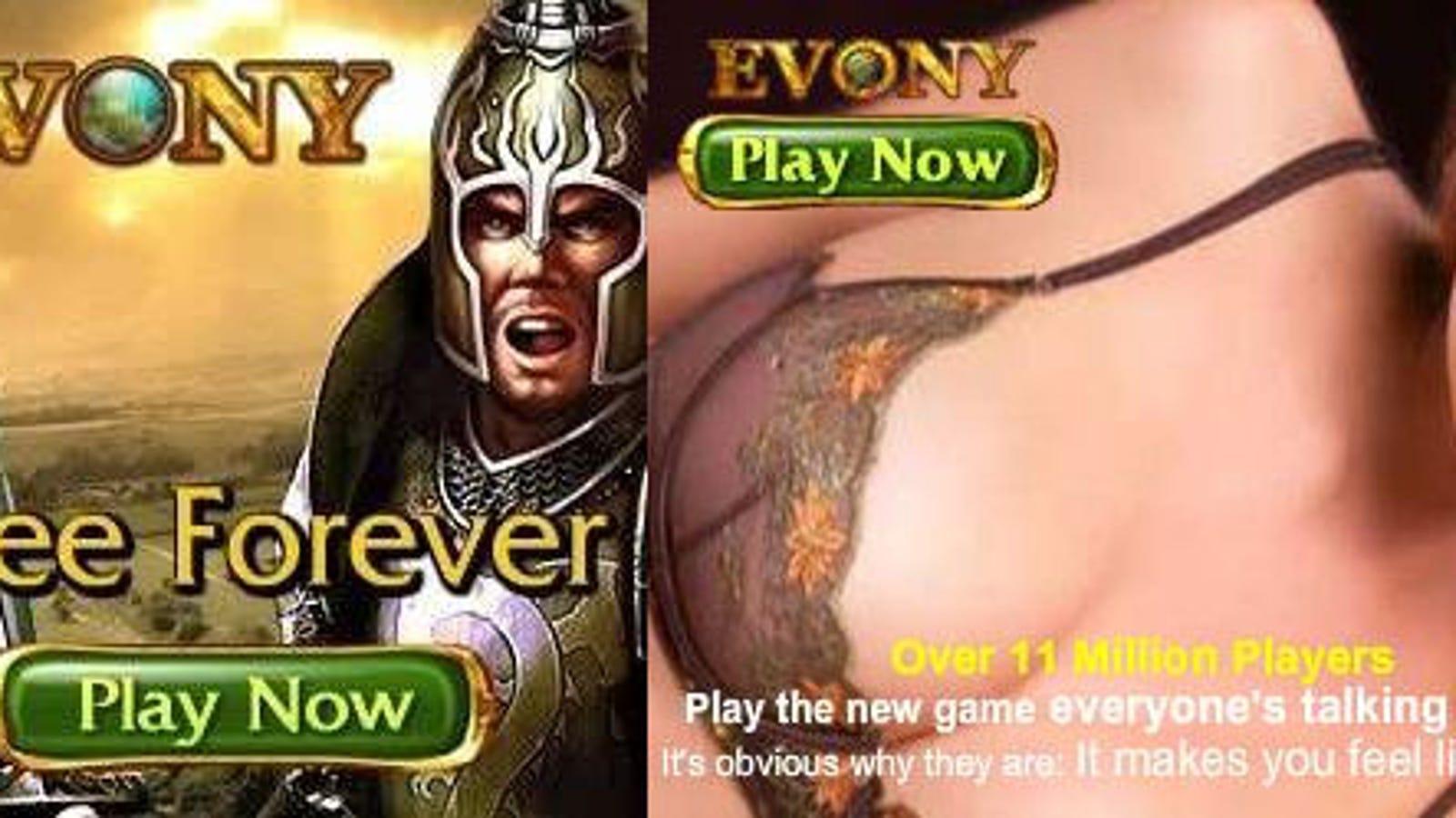 Evony porno