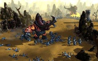 Illustration for article titled Battleforge Impressions