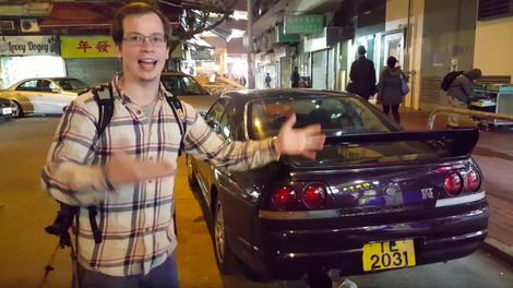 Meet Hong Kong's Most Badass Nissan Skyline Mechanic